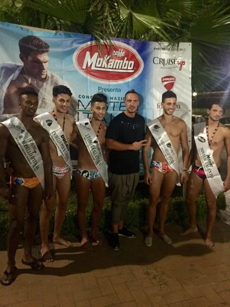 MISTER ITALIA 2015 SECONDA TAPPA CAMPANIA MISS GRAND PRIX