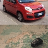 Sopra Auto Fiat sotto Auto Europa