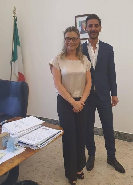 Presidente e sottosegretario a MEF